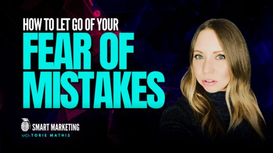 fear of mistakes