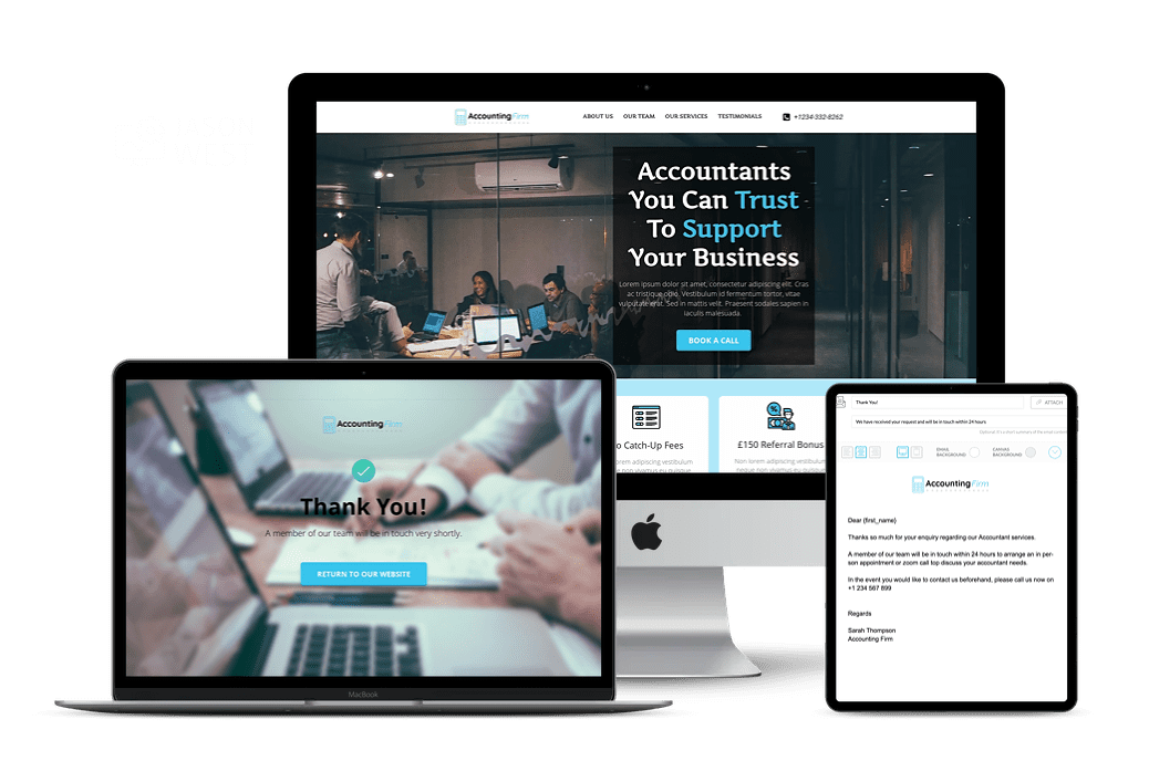 Accounting Funnel by Torie Mathis