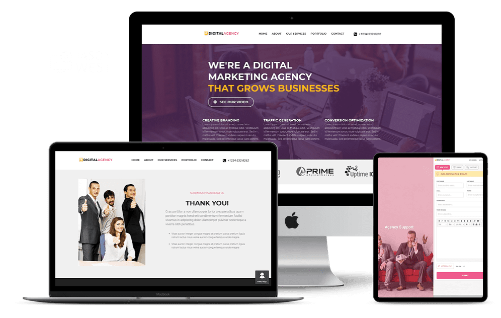 Agency Funnel by Torie Mathis